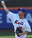 Daisuke Matsuzaka (Mets),<br /> APRIL 20, 2014 - MLB : Daisuke Matsuzaka of the New York Mets during the Major League Baseball game against the Atlanta Braves at Citi Field in Flushing, NY, USA.<br /> (Photo by AFLO)