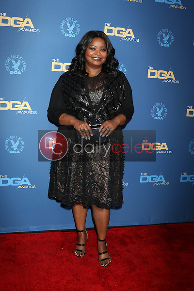 Octavia Spencer<br /> at the 71st Annual Directors Guild Of America Awards, Ray Dolby Ballroom, Hollywood, CA 02-02-19<br /> David Edwards/DailyCeleb.com 818-249-4998