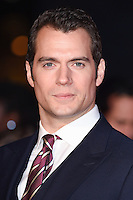 "Henry Cavill<br /> at the ""Batman vs Superman: Dawn of Justice"" premiere, Odeon Leicester Square, London<br /> <br /> <br /> ©Ash Knotek  D3101 22/03/2016"