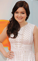 LOS ANGELES, CA - MARCH 31: Ariel Winter arrives at the 2012 Nickelodeon Kids' Choice Awards at Galen Center on March 31, 2012 in Los Angeles, California.