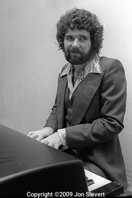 Chuck Leavell, Oakland Coliseum.Oct. 23, 1975; 18-9-1