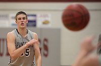 NWA Democrat-Gazette/J.T. WAMPLER  Siloam Springs' Kyle Snavely plays against Springdale Tuesday Jan. 5, 2016.