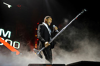 LONDON, ENGLAND - OCTOBER 28: Maxwell performing at Bluesfest 2016 at the O2 Arena on October 28, 2016 in London, England.<br /> CAP/MAR<br /> &copy;MAR/Capital Pictures /MediaPunch ***NORTH AND SOUTH AMERICAS ONLY***