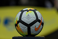 East Hartford, CT - Saturday July 01, 2017: Game Ball during an international friendly game between the men's national teams of the United States (USA) and Ghana (GHA) at Pratt & Whitney Stadium.