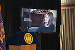 Gloria Steinem speaks in a video about the Women's Building, a new building in NYC created by the NoVo Foundation to serve as a center for the rights and progress of women and girls worldwide.