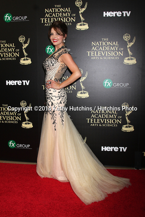 LOS ANGELES - JUN 22:  Jen Lilley at the 2014 Daytime Emmy Awards Arrivals at the Beverly Hilton Hotel on June 22, 2014 in Beverly Hills, CA