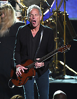 NEW YORK - JANUARY 26: Lindsey Buckingham of Fleetwood Mac appears at the 2018 MusiCares Person of the Year honoring Fleetwood Mac at Radio City Music Hall on January 26, 2018 in New York City. (Photo by Frank Micelotta/PictureGroup)