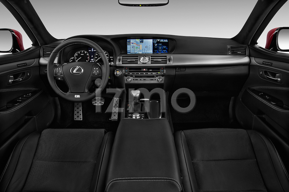 2013 Lexus LS 460 4dr Rear-Wheel Drive Sedan