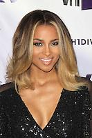 LOS ANGELES, CA - DECEMBER 16: Ciara at VH1 Divas 2012 at The Shrine Auditorium on December 16, 2012 in Los Angeles, California. Credit: mpi21/MediaPunch Inc. /NortePhoto