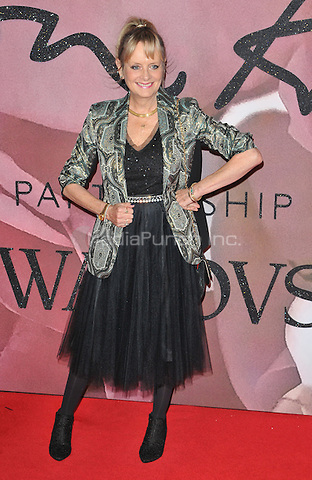 Twiggy Lawson at the Fashion Awards 2016, Royal Albert Hall, Kensington Gore, London, England, UK, on Monday 05 December 2016. <br /> CAP/CAN<br /> ©CAN/Capital Pictures /MediaPunch ***NORTH AND SOUTH AMERICAS ONLY***