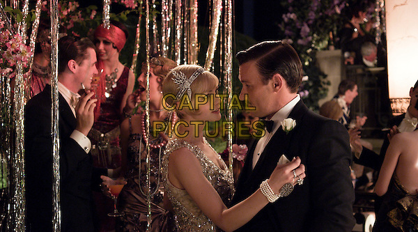 CAREY MULLIGAN & JOEL EDGERTON.in The Great Gatsby (2013) .*Filmstill - Editorial Use Only*.CAP/NFS.Supplied by Capital Pictures.