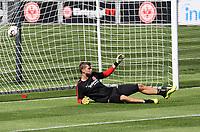 Felix Wiedwald (Eintracht) geschlagen - 24.07.2018: Eintracht Frankfurt Training, Commerzbank Arena