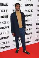 "arriving for the ""Widows"" special screening in association with Vogue at the Tate Modern, London<br /> <br /> ©Ash Knotek  D3457  31/10/2018"