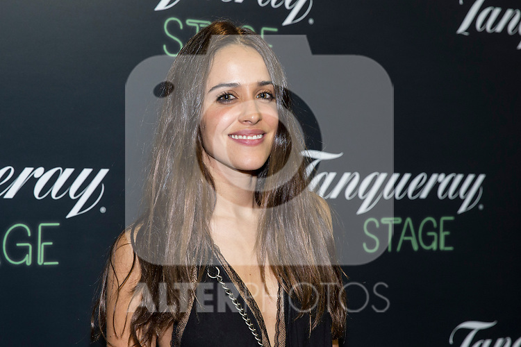 "Macarena Garcia during the premiere of ""Los tragos de la vida"" directed by Daniel Guzman at Infanta Isable theatre in Madrid. October 05, 2016. (ALTERPHOTOS/Rodrigo Jimenez)"