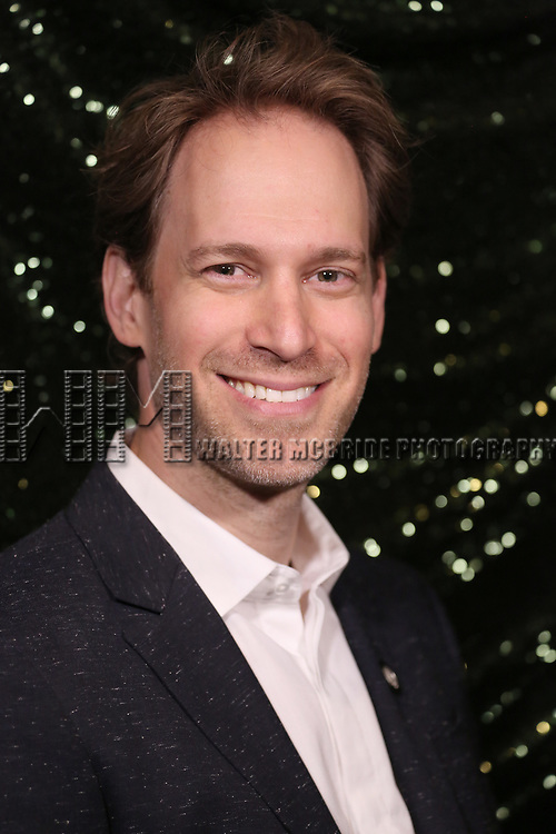 David Korins attends the 2017 Tony Awards Meet The Nominees Press Junket at the Sofitel Hotel on May 3, 2017 in New York City.