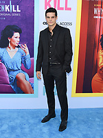 """07 August 2019 - Beverly Hills, California - Kevin William Paul. CBS All Access' """"Why Women Kill"""" Los Angeles Premiere held at The Wallis Annenberg Center for the Performing Arts.  <br /> CAP/ADM/BB<br /> ©BB/ADM/Capital Pictures"""