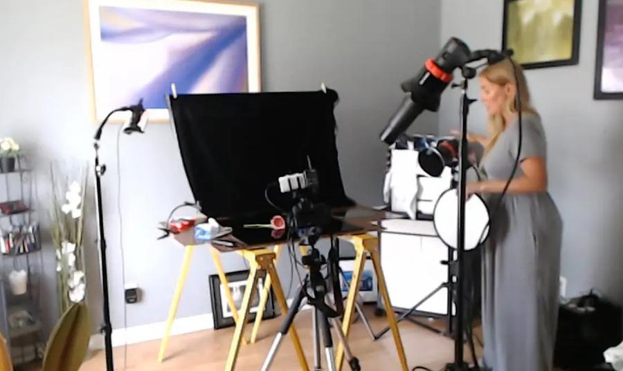 studio black plexi setup