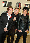 Green Day..at the VH1 Big In 2004 Awards at the Shrine Auditorium in Los Angeles, December 1st 2004. Photo by Chris Walter/Photofeatures.