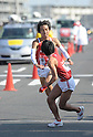 (L to R) Koki Nanba (Teikyo-Univ), Takaaki Osako (Teikyo-Univ), JANUARY 2, 2012 - Athletics : The 88th Hakone Ekiden Race Hiratsuka Relay place in Kanagawa, Japan. (Photo by Atsushi Tomura/AFLO SPORT) [1035].