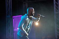 As part of Springfest 2012, Common performs on Friday, March 30, 2012 at the Occidental College Remsen Bird Hillside Theater, presented by the Office of Student Life. (Photo by Marc Campos, Occidental College Photographer)