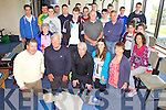 The St Mary's GAA club in Cahersiveen hosted a Defibrillator training course in the clubhouse on Saturday for its members, the course was run by Chroí Uibhreagh, pictured here front l-r; Mossy Coffey(Chairman St Mary's), Frank O'Leary(Chroí Uibhreagh), Seamus Fitzgerald, Eilis O'Leary, & Anne Boland(Chroí Uibhreagh).
