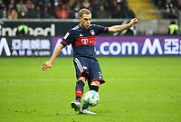 Joshua Kimmich (FC Bayern Muenchen) - 09.12.2017: Eintracht Frankfurt vs. FC Bayern München, Commerzbank Arena
