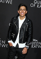 "20 September 2016 - Hollywood, California - Karan Brar. ""Queen Of Katwe"" Los Angeles Premiere held at the El Capitan Theater in Hollywood. Photo Credit: AdMedia"