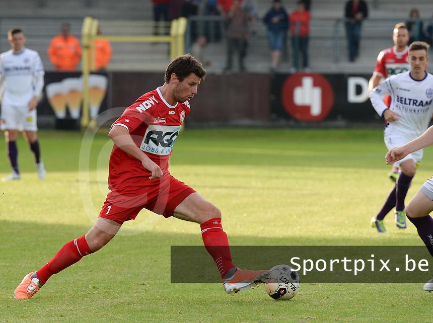 SW Harelbeke - KV Kortrijk : Stijn De Smet<br /> foto VDB / BART VANDENBROUCKE