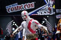 A reveller attend the annual event Comic Con in New York.  09.05.2014. Eduardo Munoz Alvarez/VIEWpress