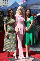 LOS ANGELES - SEP 12:  America Ferrera, Judith Light, Ana Ortiz at the Judith Light Star Ceremony on the Hollywood Walk of Fame on September 12, 2019 in Los Angeles, CA