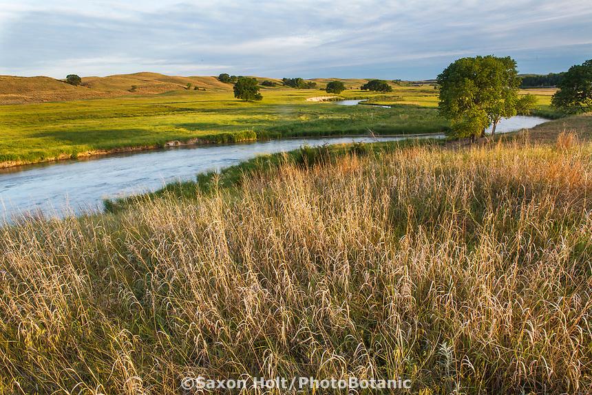 Loup River, Sand Hill Prairie, nebraska
