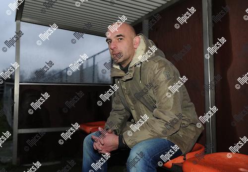 11-12-14 / Voetbal / seizoen 2011-2012 / 's Gravenwezel / Robin Hellemans..Foto: Mpics.be