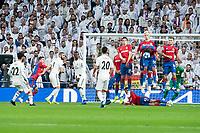 REAL MADRID v PFC CSKA MOSKVA. UEFA Champions League 2018-2019.