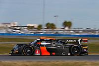 IMSA Prototype Challenge<br /> The Roar Before the Rolex 24<br /> Daytona International Speedway<br /> Daytona Beach, FL USA<br /> Friday 5 January 2018<br /> 4, Roman De Angelis, LMP3, Ligier JS P3<br /> World Copyright: Jake Galstad<br /> LAT Images