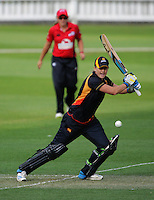 141128 Women's T20 Cricket - Wellington v Canterbury