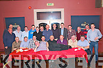 Golfing Society Dinner: Members of the Ramblers Golf Society, Ballyduff, at their annual dinner party in Lowes Bar in Ballyduff on Saturday night last.