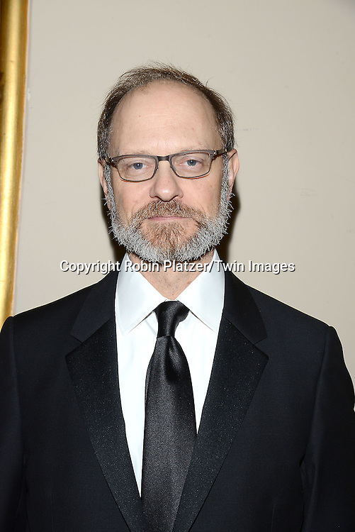David Hyde Pierce attends The New York Landmarks Conservancy's 21st Annual Living Landmarks Gala on November 6, 2014 at The Plaza Hotel in New York.<br /> <br /> photo by Robin Platzer/Twin Images<br />  <br /> phone number 212-935-0770