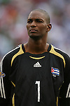 10 June 2007: Cuba's Odelin Molina. The Panama and Cuba Men's National Teams tied 2-2 at Giants Stadium in East Rutherford, New Jersey in a first round game in the 2007 CONCACAF Gold Cup.