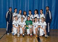 Soccer intérieur féminin - 2013-2014