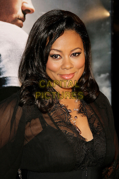 "LELA ROCHON.At the ""Shooter"" Los Angeles Premiere held at Mann Village Theatre, Westwood, California, USA, 08 March 2007..portrait headshot black.CAP/ADM/ZL.©Zach Lipp/AdMedia/Capital Pictures."