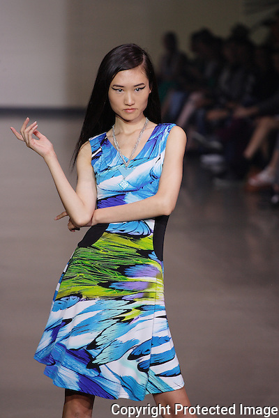 Dinh Ba designs Summer 2014 collection tailored to smart and  modern business women, this collection gives an alternative to the busy women