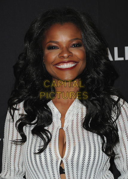 BEVERLY HILLS - SEPTEMBER 8:  Keesha Sharp at the 2016 PaleyFest Fall TV Previews - Fox - &quot;Lethal Weapon&quot; at the Paley Center for the Media on September 8, 2016 in Beverly Hills, California.   <br /> CAP/MPI99<br /> &copy;MPI99/Capital Pictures