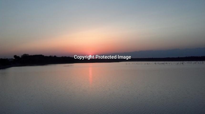 Sunset Lake Lavon