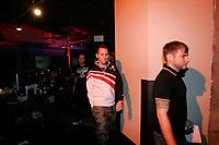 Open Day at Musique PLus  in Montreal<br /> Journne Portes Ouvertes a Musique Plus<br /> <br /> Photo : (c)  2006, Images Distribution<br /> Montreal (Qc) CANADA -  file Photo -