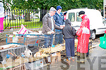 Trading animals is the mainstay of the Kenmare fair on August 15th.