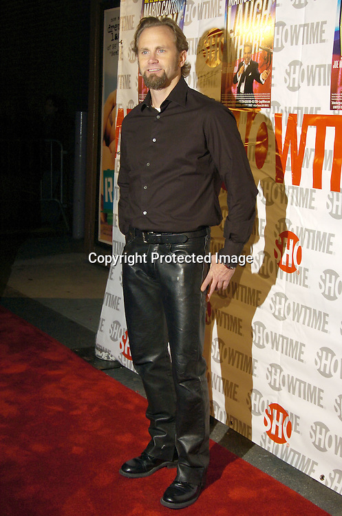 "Lee Tergeson ..at the Broadway Opening of "" Mario Cantone: Laugh Whore""  on October 24, 2004 at the Cort Theatre. ..Photo by Robin Platzer, Twin Images .."
