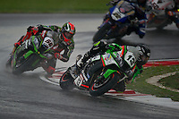 2016 FIM Superbike World Championship, Round 06, Sepang, Malaysia, 13-15 May 2016, Anthony West, Kawasaki