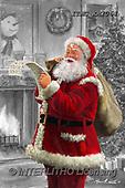Marcello, CHRISTMAS SANTA, SNOWMAN, WEIHNACHTSMÄNNER, SCHNEEMÄNNER, PAPÁ NOEL, MUÑECOS DE NIEVE, paintings+++++,ITMCXM2064,#X#