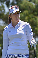 Kim Kaufman (USA) watches her tee shot on 3 during round 2 of  the Volunteers of America LPGA Texas Classic, at the Old American Golf Club in The Colony, Texas, USA. 5/6/2018.<br /> Picture: Golffile | Ken Murray<br /> <br /> <br /> All photo usage must carry mandatory copyright credit (&copy; Golffile | Ken Murray)