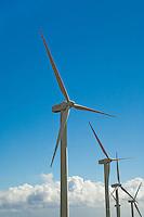 Wind Turbine, Tenerife, Canary Islands, Spain